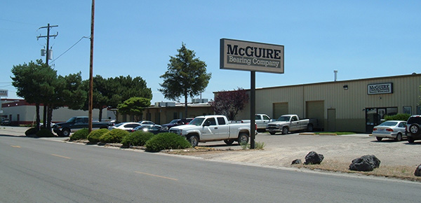 McGuire Boise Location