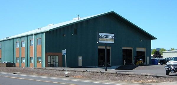 McGuire Eugene Location