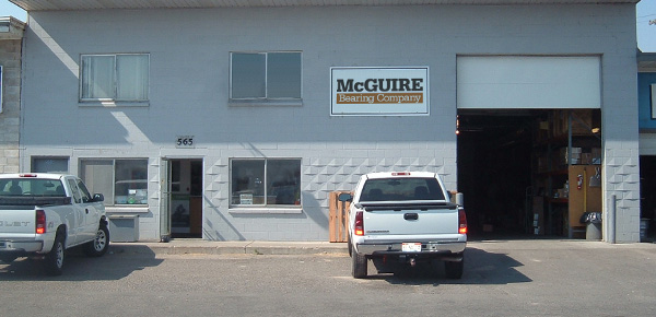 McGuire Idaho Falls Location