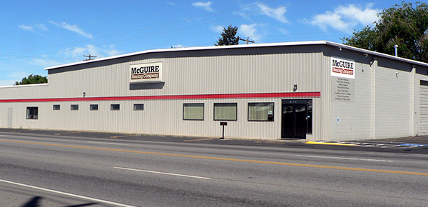 McGuire Spokane Location
