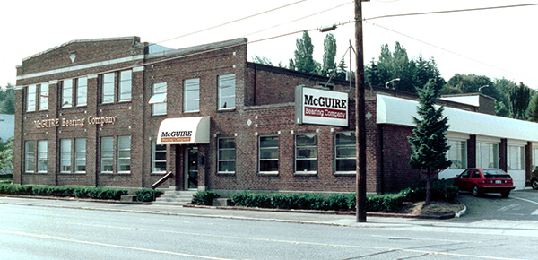 McGuire Tacoma Location