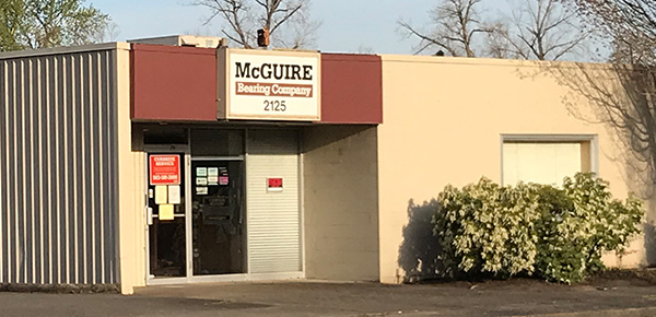 McGuire Salem Location