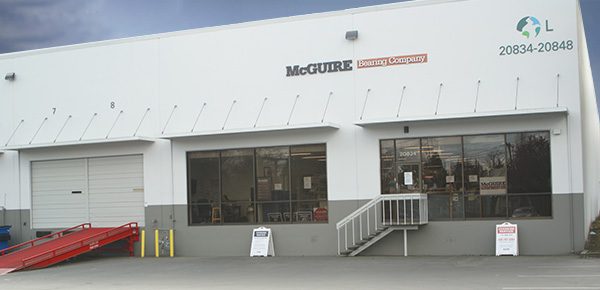 McGuire Seattle/Kent Location